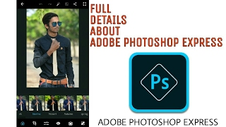 видео Adobe Photoshop Express скачать бесплатно на Андроид