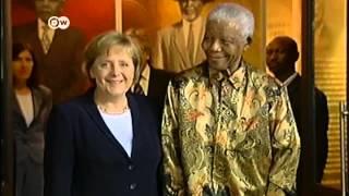 أجواء حزن تعم ألمانيا بعد إعلان وفاة نيلسون مانديلا
