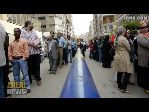 Egyptians Vote in Historic Elections while Under Military Rule