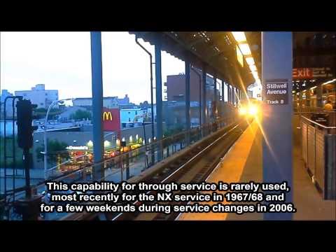 Subway Tour: Coney Island - Stillwell Avenue