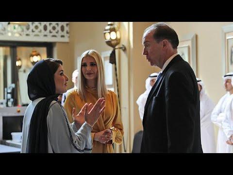 شاهد: إيفانكا ترامب تشيد بإنجازات خمس دول عربية خلال المنتدى العالمي للمرأة…  - 15:59-2020 / 2 / 16