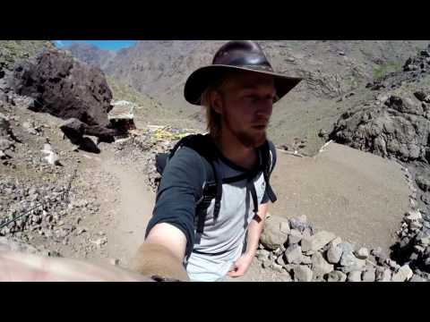 Mt Jebel Toubkal Part 1 of 2