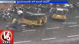 Sudden rains in Summer - Hyderabad (01-03-2015)