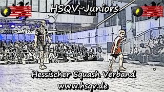 HSQV-Vision 100plus - Official Squash Juniors Trailer