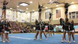 "1st Annual Aliso Viejo CA ""Cheer For A Cure"" Championship"