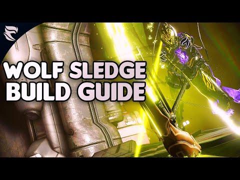 Warframe: Wolf Sledge Build Guide thumbnail