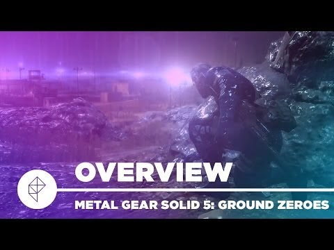 Metal Gear Solid 5: Ground Zeroes - Gameplay Overview
