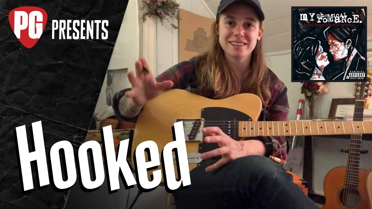 """Julien Baker on My Chemical Romance's """"Thank You for the Venom"""" - Hooked"""