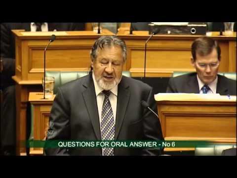 Minister Grilled on Kohanga Reo Misspend