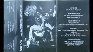 Nordor - His Fictitious Grandeur [Full Ep] 1993