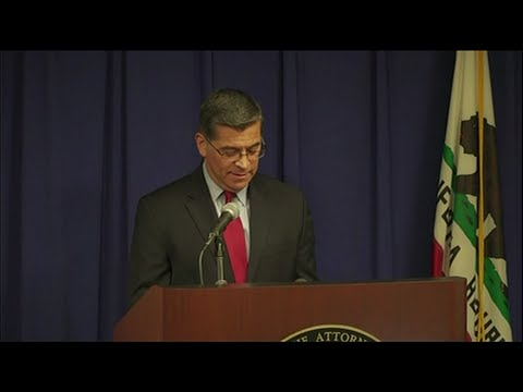California AG; No charges in police shooting