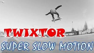 Sony Vegas Pro 13 - Twixtor Super Slow Motion