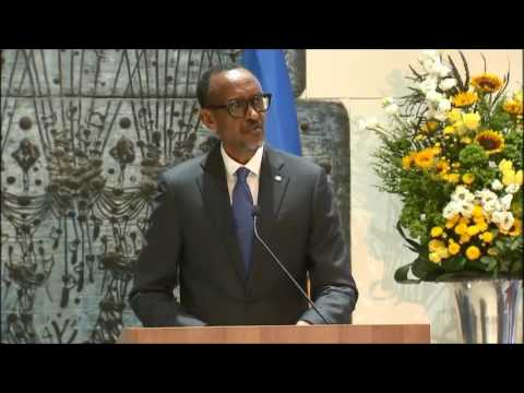 Rwanda's Kagame meets Israel's leadership, looks to 'reinforcing cooperation' (credit: REUTERS)