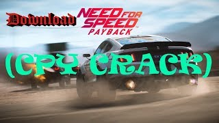 Download NEED FOR SPEED PAYBACK(CPY CRACK)    100% Working(Torrent Download)    2018  SAMIR