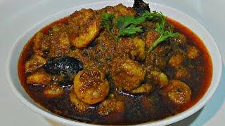 Jhatpat Prawns Masala | कोळंबी मसाला | Marathi Recipe | Spice Yummy Prawns Masala Curry | Kolambi