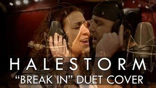 "Halestorm ""Break In"" Duet Cover by Andrea Nies & Shaun Mason"