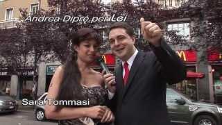 Sara Tommasi sviene all'ANDREA DIPRE' PER LEI!!!