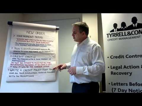 Credit Control Tips 1