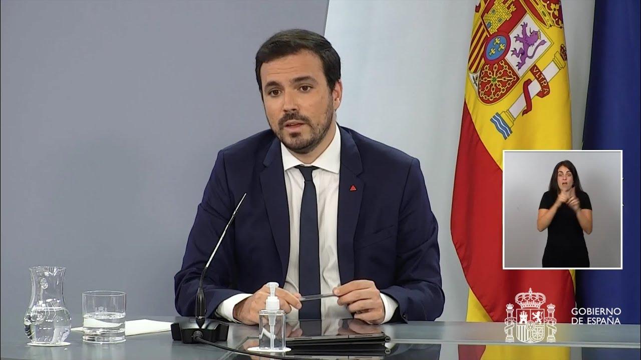 """Garzón: """"Con esta nueva ley disuadimos a las empresas de cometer fraude o abuso a los consumidores"""""""