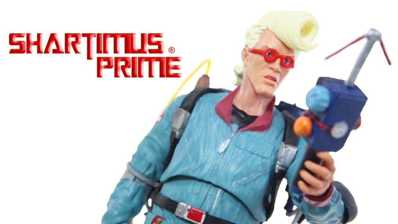 The Real Ghostbusters Egon Spengler Diamond Select Toys Cartoon