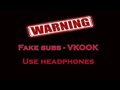 MyVkook| FAKE SUBS| Taekook worried about their future.