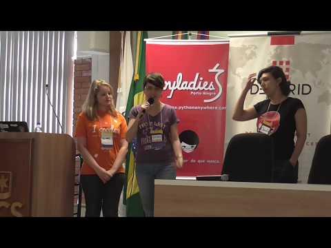 Image from PyLadies mulheres aprendendo e ensinando a programar