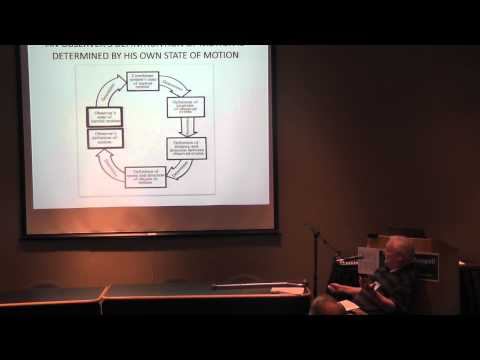 CNPS 2015: Richard O. Calkins: The Special Theory of Relativity is a House of Cards