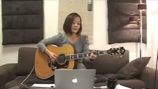 2014.1.19 森恵さんのUSTREAMライブより ・待望の2ndアルバム「10年後こ...