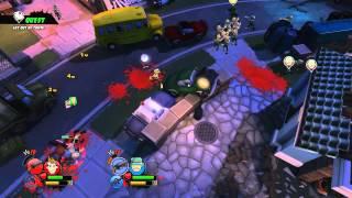 All Zombies Must Die! Co-Op