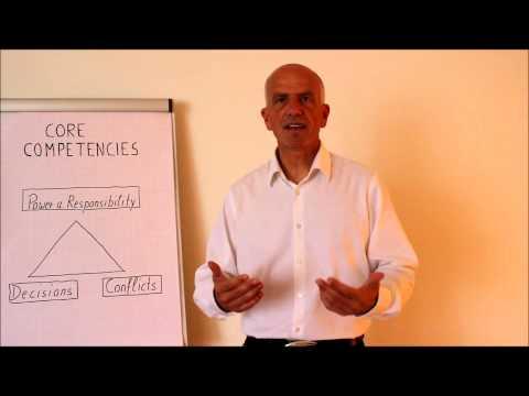 Core competencies in leadership