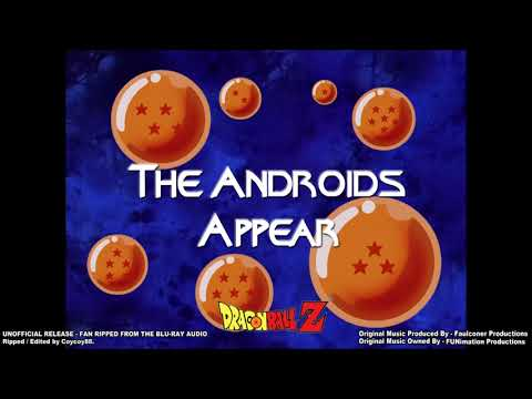 Dragonball Z - Episode 126 - The Androids Appear - (Part 1) - [Faulconer Instrumental]