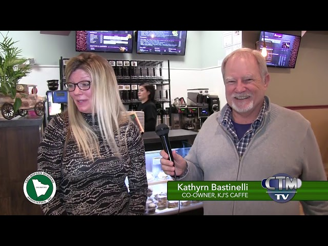 The CBA Show: KJ's Caffe – January 31, 2018