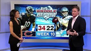 Waddle's World: Bears beat Lions, 34-22