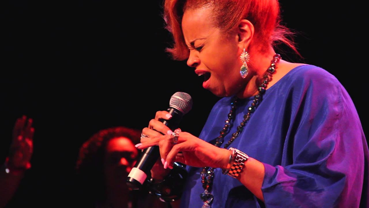 """Twinkie Clark feat. Karen Clark-Sheard """"Speak Lord"""""""