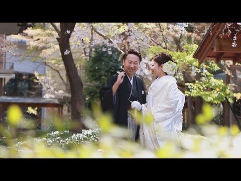 Genki & Megumi 仙台市 勝山館 結婚式 エンドロール(2019.4.13)