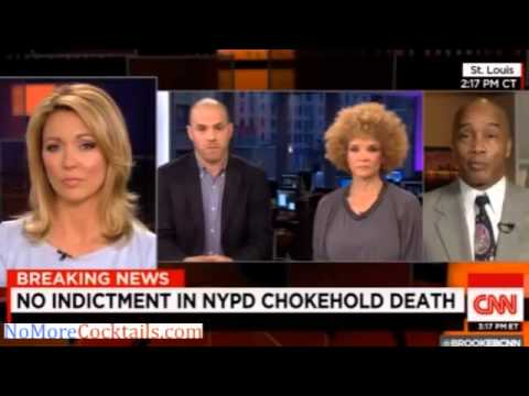 Black Sphere's Kevin Jackson rips racebaiting CNN guests over Eric Garner decision