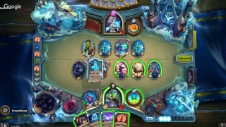 Hearthstone with fellow Youtuber from Battle Network News!