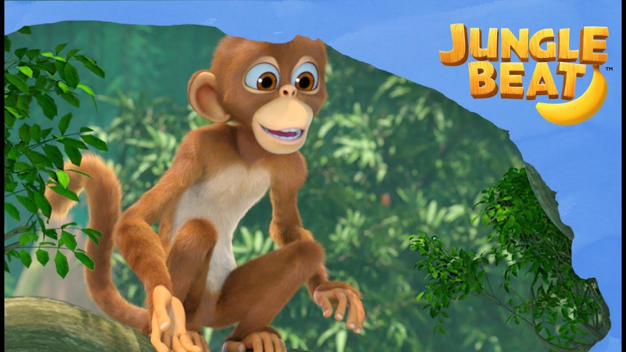 Bee Plot | Jungle Beat: Munki and Trunk | Kids Animation 2021