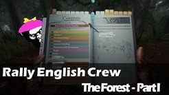 Sudenpentujen Käsikirja Idiooteille - The Forest Suomi - Rally English Crew