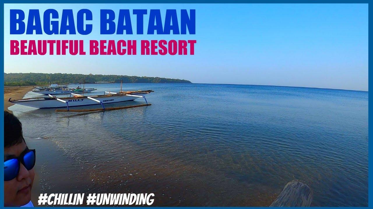 BAGAC BATAAN QUICK GETAWAY | UNWIND MUNA | CASA EN LA COSTA BEACH RESORT