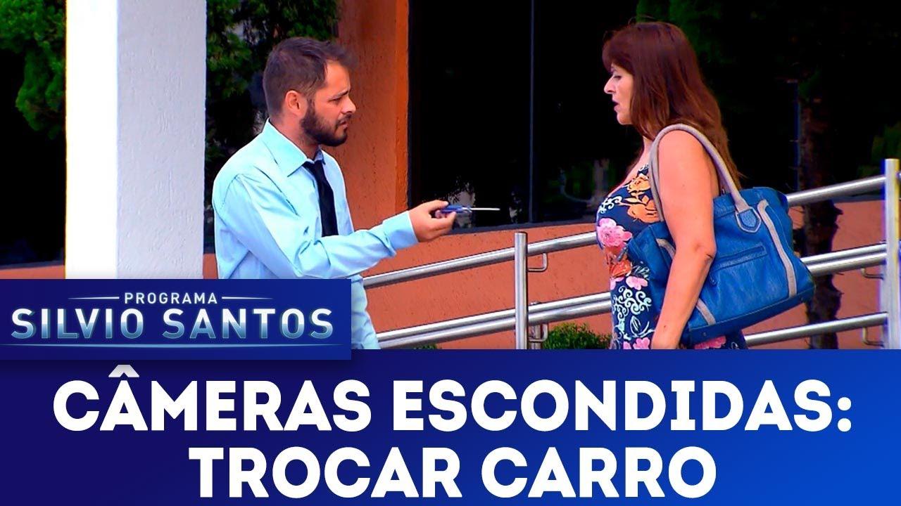 Trocar Carro | Câmeras Escondidas (10/06/18)