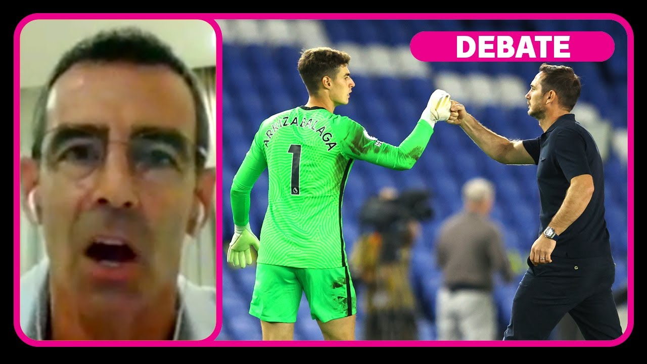"""Gary Stevens hits out at """"disrespectful"""" speculation around Kepa's future 