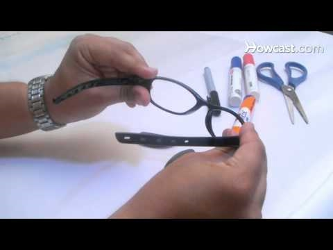 How to Make 3-D Glasses