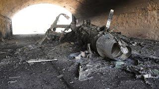 СМИ: при ударе США по авиабазе в Сирии погибли мирные жители | НОВОСТИ