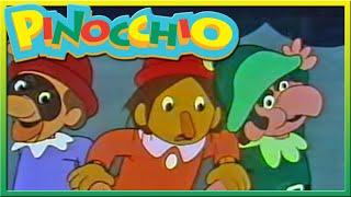 Pinocchio - פרק 4
