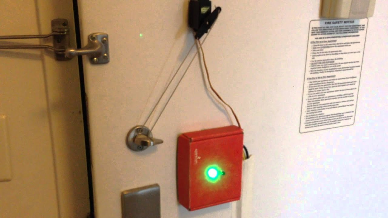 Arduino Rfid Door Lock In Apartment Building Youtube