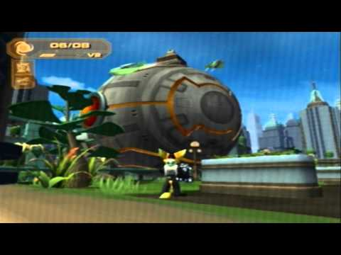 Let's Play Ratchet & Clank: Up Your Arsenal Part 12 - Age of Robots