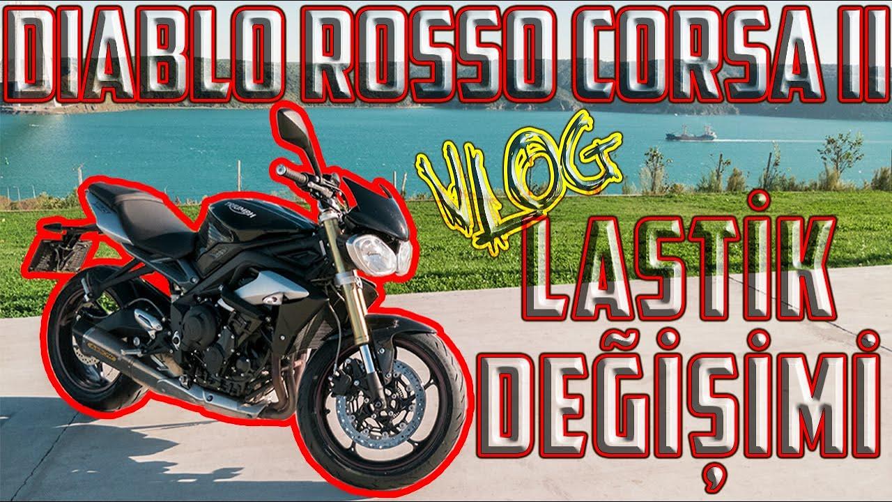 MotorcuBros - Uzun zamandan sonra video ve lastik değişimi