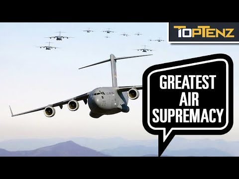 The World's Most Powerful Air Forces