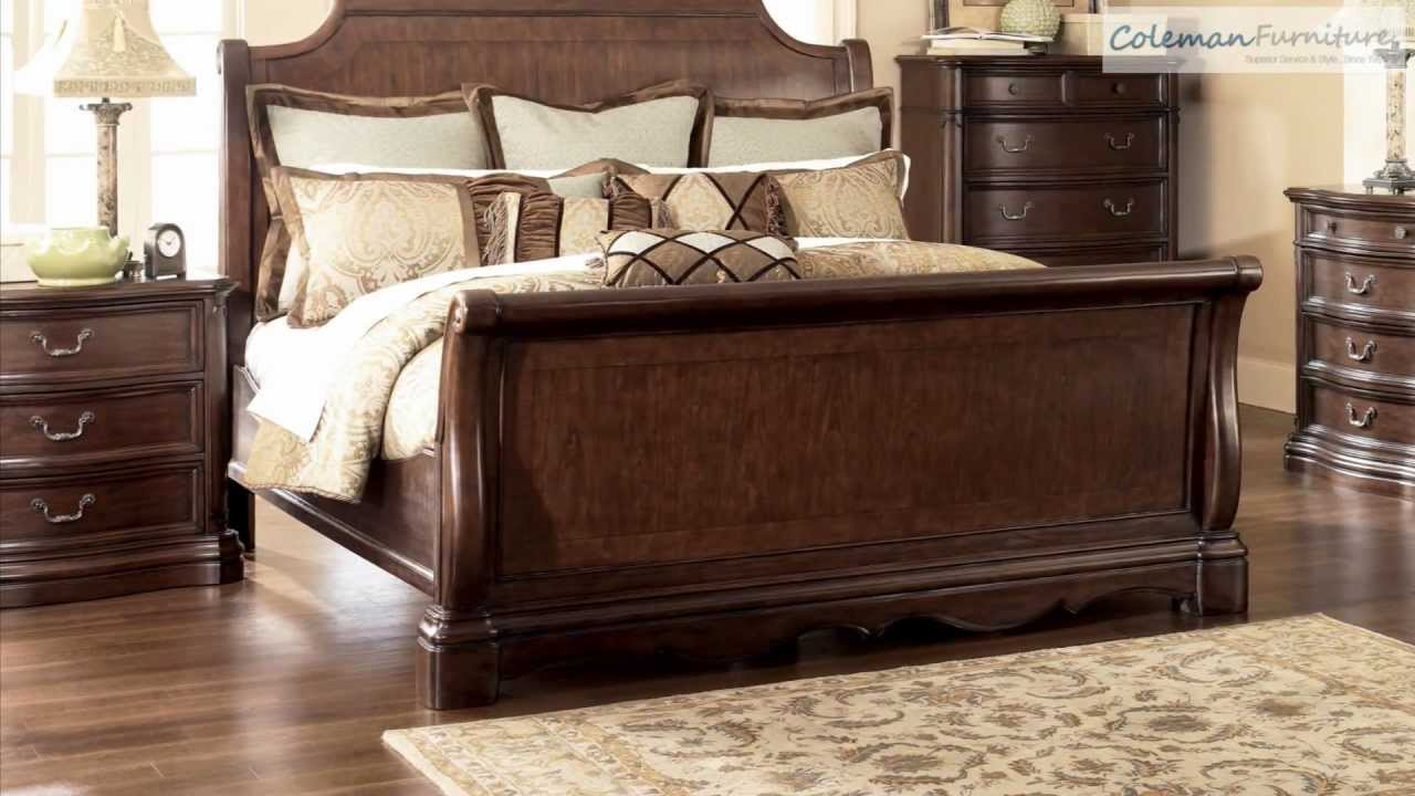 Camilla Bedroom Furniture From Millennium By Ashley   YouTube